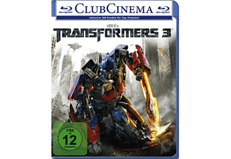 Transformers 3 Action Blu-ray