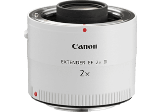 CANON Extender EF 2x III , System: Canon EF, Weiß