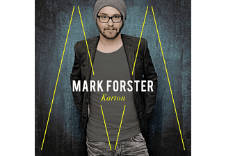 Mark Forster - Karton [CD]