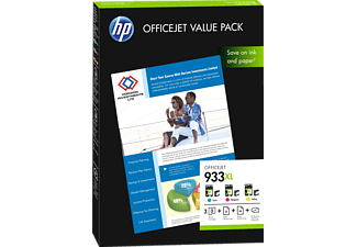 HP 933XL Value Pack