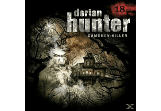 Dorian Hunter 18: Kane - (CD)