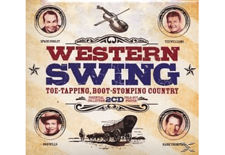 Various - Western Swing-Essential Collection [CD]