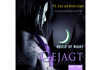 House of Night - Gejagt - (CD)