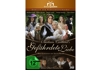 BARBARA CARTLAND S FAVOURITES 2 - GEFÄHREDETE LIE - (DVD)