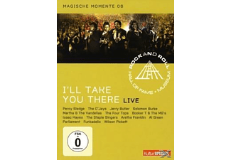 VARIOUS - RRHOF - I LL TAKE YOU THERE - (DVD)