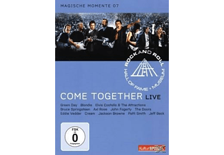 VARIOUS - RRHOF - COME TOGETHER - (DVD)