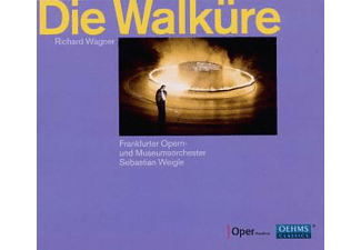 VARIOUS, Weigle, Frankfurter Opern-U.Museumsorch. - Die Walküre - (CD)