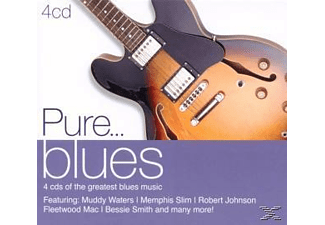 Various - Pure... Blues [CD]