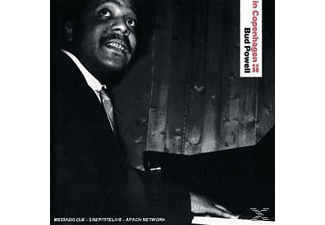 Bud Powell - In Copenhagen - (CD)