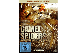 Camel Spiders - (DVD)