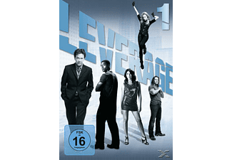 LEVERAGE - 1.STAFFEL (1-13) [DVD]
