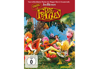 DIE FRAGGLES 1.2 STAFFEL [DVD]