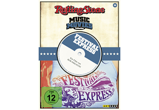 Festival Express - Rolling Stone Music Movies Collection [DVD]