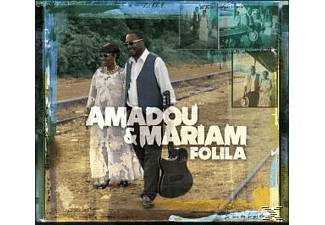 Amadou & Mariam - Folila [CD]