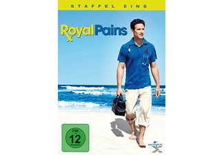 Royal Pains - Staffel 1 [DVD]