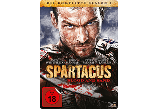 Spartacus: Blood and Sand - Staffel 1 (Steelcase Edition) - (DVD)