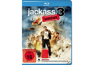 Jackass 3 (Uncut Edition) [Blu-ray]