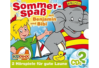 Elfie Donnelly - Benjamin Blümchen 20 - Benjamin Blümchen Und Bibi Blocksberg