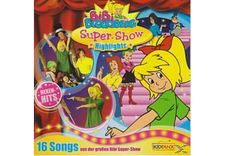 - Bibi Blocksberg Super-Show (Soundtrack) [CD]