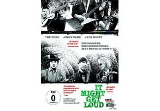 Jimmy Page / Jack White / The Edge - It Might Get Loud [DVD]