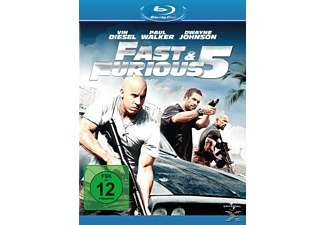 Fast & Furious 5 Action Blu-ray