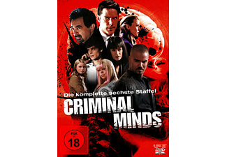 Criminal Minds - Staffel 6 [DVD]