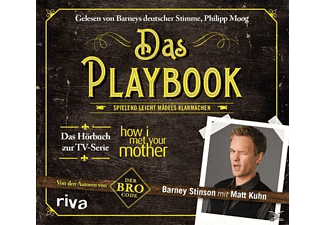 Das Playbook zur TV-Serie How I Met Your Mother - 3 CD - Comedy/Musik/Kabarett