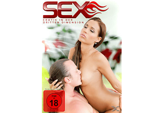 SEX - Erotik in der dritten Dimension - (DVD)