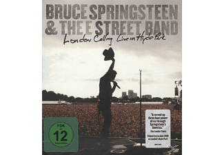 Bruce Springsteen;The E Street Band - LONDON CALLING - LIVE IN HYDE PARK [DVD + Video Album]