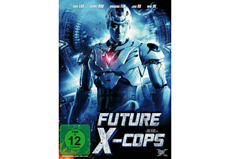 Future X-Cops [DVD]