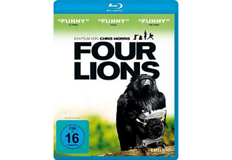 Four Lions - (Blu-ray)