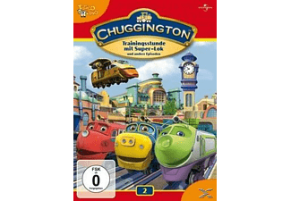Chuggington - Trainingsstunde mit Super-Lok (Vol. 2) - (DVD)
