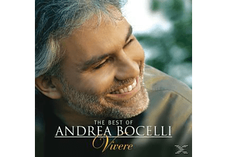 Bocelli Andrea BEST OF VIVERE Klassik Crossover CD