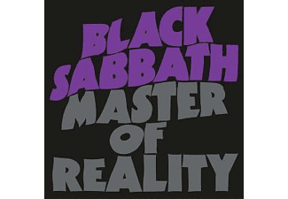 Black Sabbath - MASTER OF REALITY - (CD)