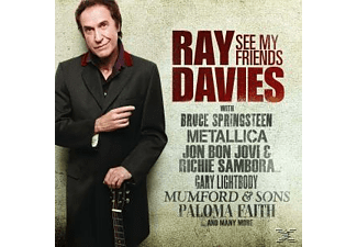 Ray/various Davies, Ray Davies - SEE MY FRIENDS - (CD)