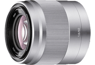 SONY SEL 50mm f/1.8 E-mount voor NEX