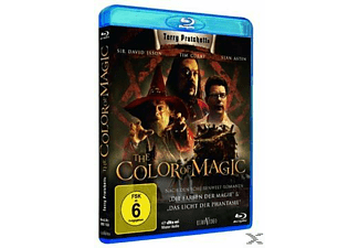 The Color of Magic - (Blu-ray)