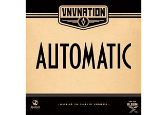 Vnv Nation - Automatic - (CD)