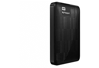 WD My Passport 1 TB USB 3.0 Zwart