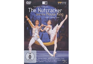 Tsygankova/Golding/Zhembrovsky, Florio/Dutch National Ballet - The Nutcracker And The Mouse King [DVD]