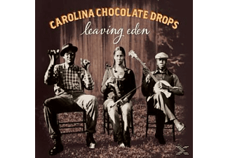 Carolina Chocolate Drops - Leaving Eden [CD]