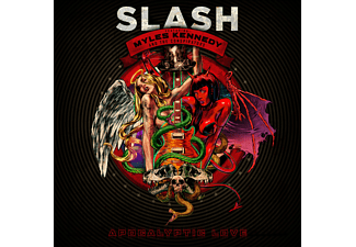 Slash Featuring Myles Kennedy And The Conspirators - Apocalyptic Love Deluxe [CD + DVD]