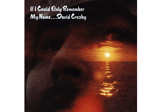 David Crosby - If I Could Only Remember My Name [CD]