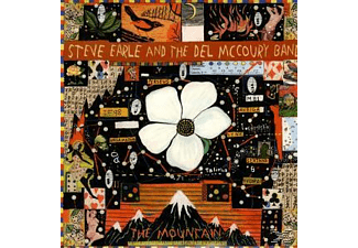 Steve & The Del Mccoury Band Earle - The Mountain - (Vinyl)
