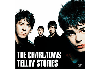 The Charlatans - Tellin' Stories-Expanded [CD]