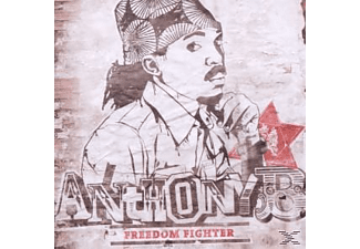 Anthony B - Freedom Fighter [CD]