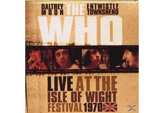 The Who - Live At The Isle Of Wight 1970 | LP