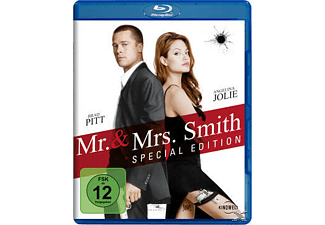 Mr. & Mrs. Smith (Special Edition) Action Blu-ray