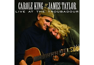 King, Carole / Taylor, James - Live At The Troubadour [CD]