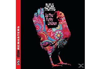 Rufus Thomas - Do The Funky Chicken (Stax Remasters) [CD]